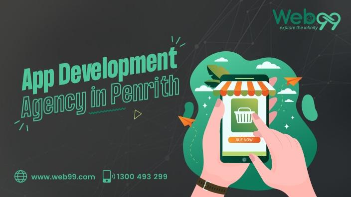 App Development agency in Penrith