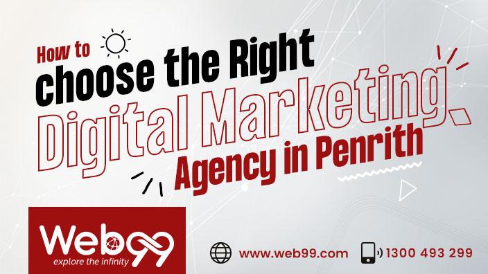 Digital Marketing Agency in Penrith