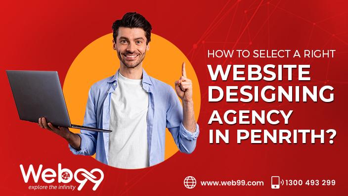 Website Designing Agency in Penrith