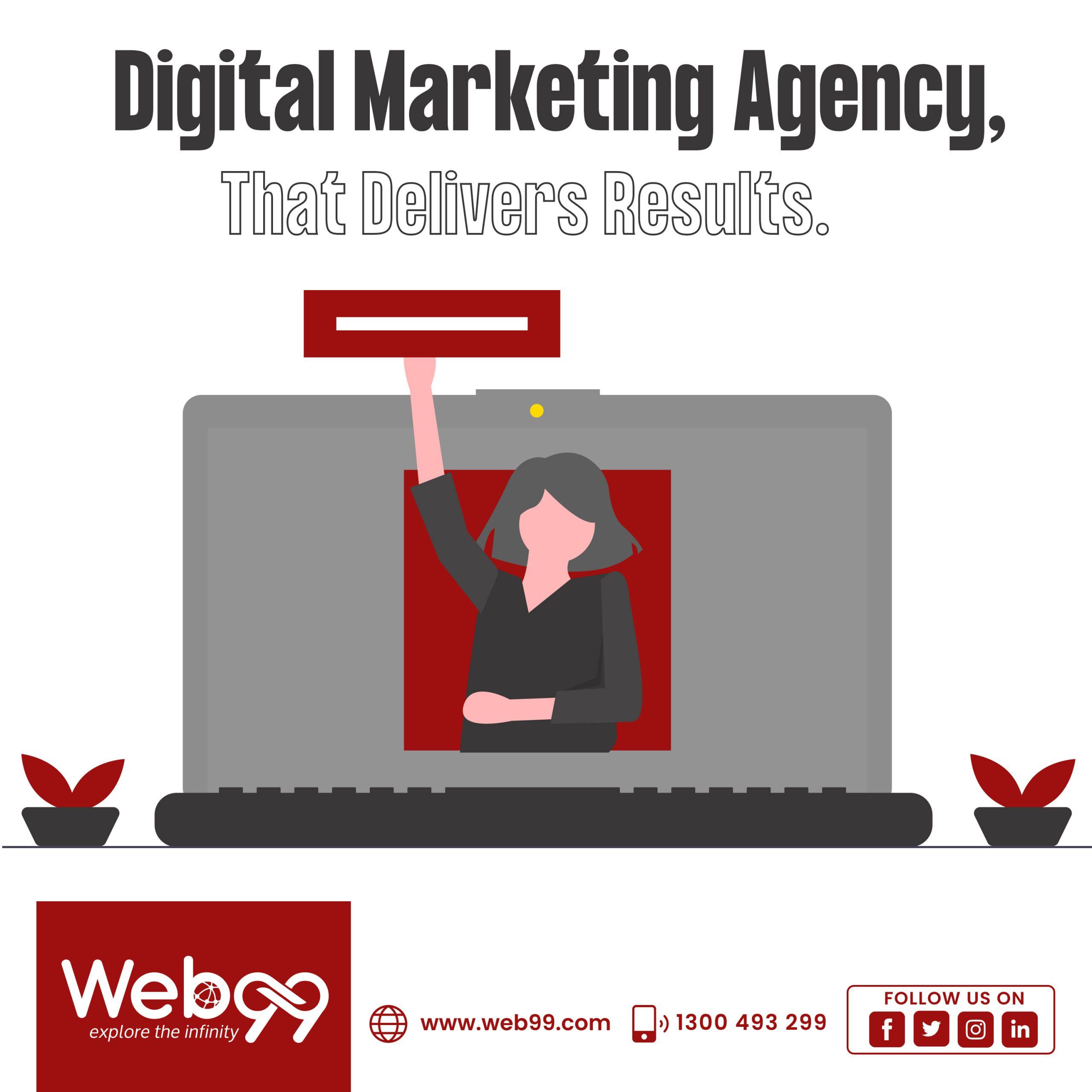 Digital Marketing Agency Canberra