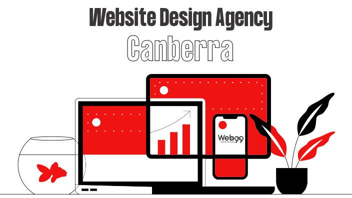 Why choose Web99 for Website design Canberra?